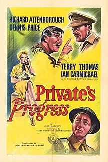 <i>Privates Progress</i> 1956 film