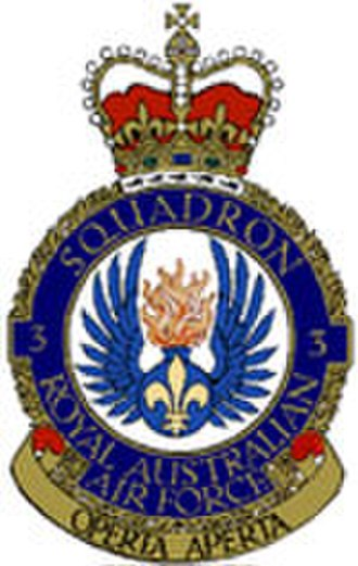 No. 3 Squadron RAAF - Image: Raaf 3sqn