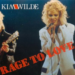 Rage to Love - Image: Rage to Love Kim Wilde