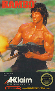 <i>Rambo</i> (1987 video game)