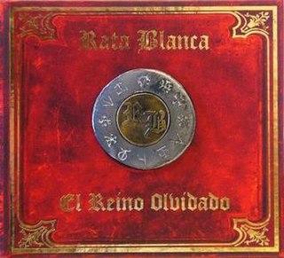 <i>El Reino Olvidado</i> 2008 studio album by Rata Blanca