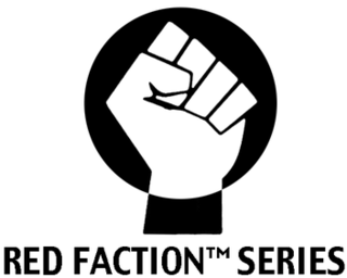<i>Red Faction</i> video game series