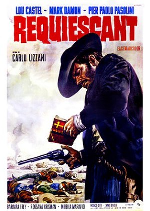 Requiescant - French film poster