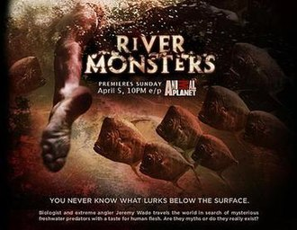 River Monsters - Poster from Season One