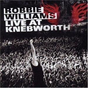 Live at Knebworth - Image: Robbie Williams Live at Knebworth CD album cover