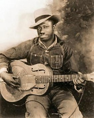 Robert Petway - The only known photograph of Petway (c. 1941)