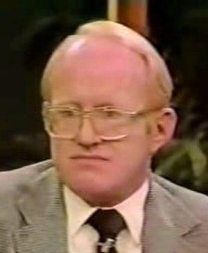 Ronald DeWolf - DeWolf during an interview in 1983