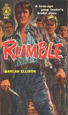 Rumble (Harlan Ellison book - cover).jpg