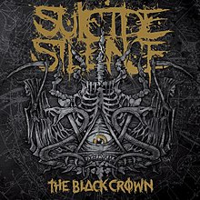 Cover of Suicide Silence - The Black Crown