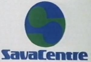 SavaCentre - Image: Sava Centre Logo 1977