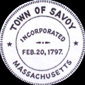 Savoy, Massachusetts