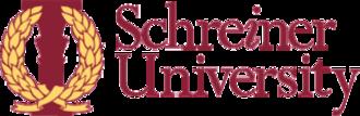 Schreiner University - Image: Schreiner University logo