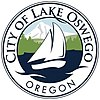 Official seal of Lake Oswego
