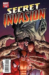<i>Secret Invasion</i>