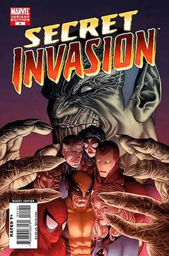 Secret Invasion - Image: Secretinvasion 1
