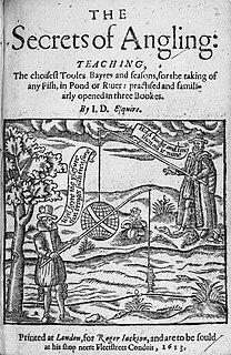 John Dennys English poet and fisherman