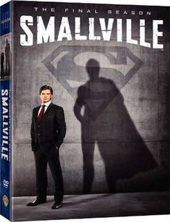 <i>Smallville</i> (season 10) Final season of television series