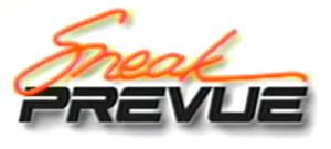 Sneak Prevue - Image: Sneak Prevue 1999