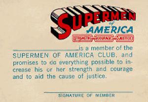 Supermen of America - Image: Soacard