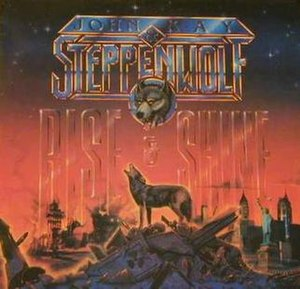 Rise & Shine (Steppenwolf album) - Image: Steppenwolf Riseand Shine