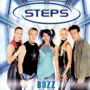 Buzz (Steps album) - Image: Stepsbzz