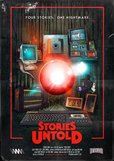 Picture of a game: Stories Untold