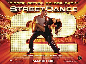 StreetDance 2 - Official release poster