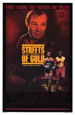 Streets of Gold (film) - Image: Streets of Gold Film Poster