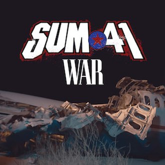 War (Sum 41 song) - Image: Sum 41War Official