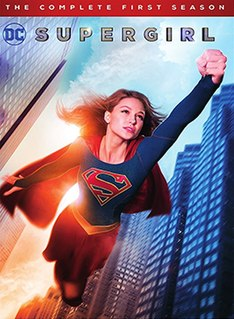 <i>Supergirl</i> (season 1) Season of television series