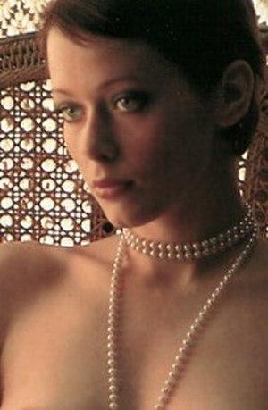 Emmanuelle - Photo of Sylvia Kristel used to promote the 1974 film Emmanuelle