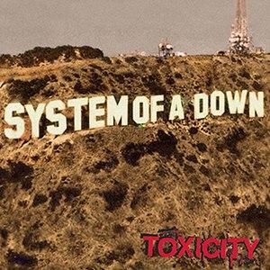 Toxicity (album) - Image: Systemofa Down Toxicityalbumcover