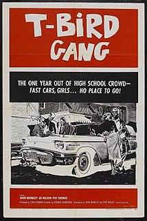 <i>T-Bird Gang</i> 1959 film