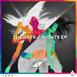 The Days / Nights EP - Image: The Days Nights EP by Avicii