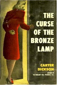 The Curse Of The Bronze Lamp Wikipedia
