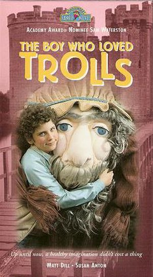 The Boy Who Loved Trolls - The VHS cover for The Boy Who Loved Trolls.