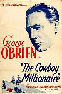 <i>The Cowboy Millionaire</i> (1935 film) 1935 film by Edward F. Cline