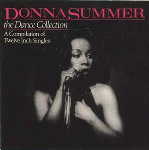 The Dance Collection: A Compilation of Twelve Inch Singles - Image: The Dance Collection