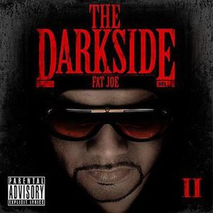 The Darkside Vol. 2 - Image: The Darkside Vol. 2 cover