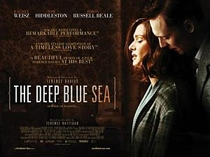 The Deep Blue Sea (2011 film) - Theatrical release poster