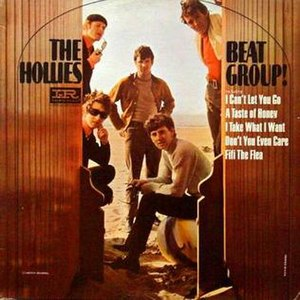 Would You Believe? (The Hollies album) - Image: The Hollies Beat Group!