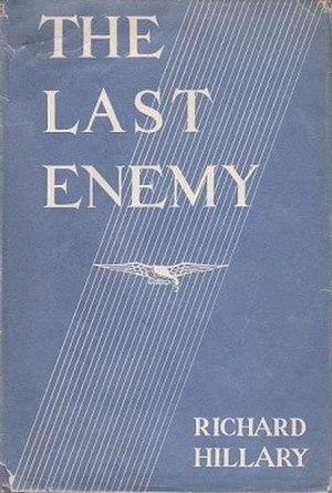 The Last Enemy (autobiography)