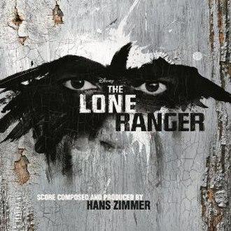 The Lone Ranger (soundtrack) - Image: The Lone Ranger (Original Motion Picture Score)