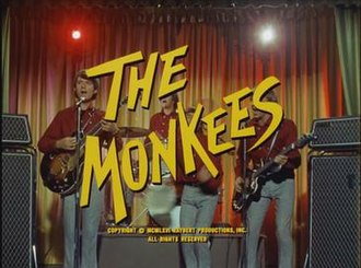 The Monkees (TV series) - Image: The Monkees (TV series)