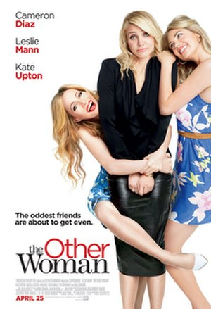 The Other Woman (2014 film) - Theatrical release poster