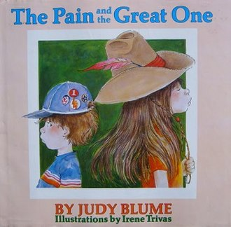The Pain and the Great One - Image: The Pain and the Great One book cover