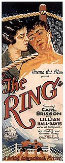 <i>The Ring</i> (1927 film) 1927 film by Alfred Hitchcock