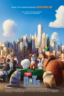 Watch The Secret Life of Pets (2016) Streaming