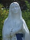 The Statue of Our Lady at Saisy, Burgundy.jpg