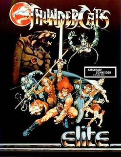 <i>ThunderCats</i> (1987 video game) 1987 video game